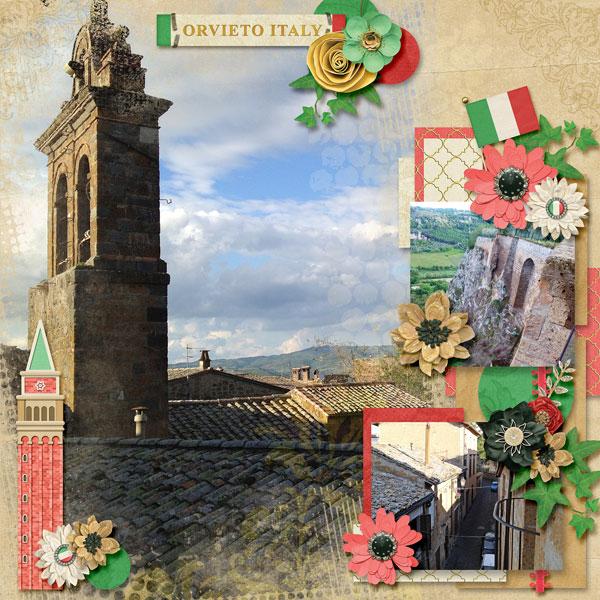 Italian Scenic Views