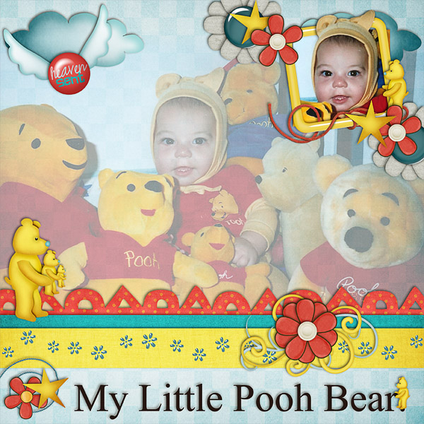 My Little Pooh Bear