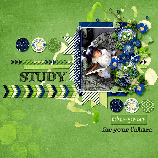 Study Nadine