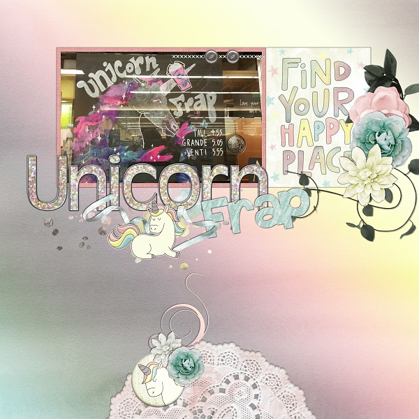 Unicorn Frap