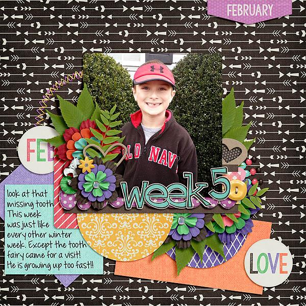 P52   Week 5