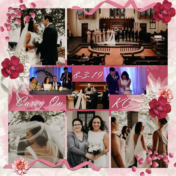 Carey Wedding August 2019
