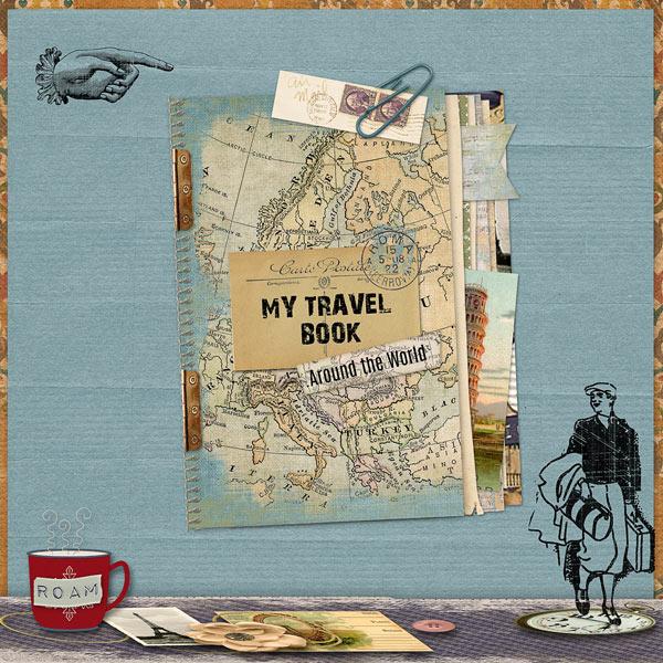 My Travel Book