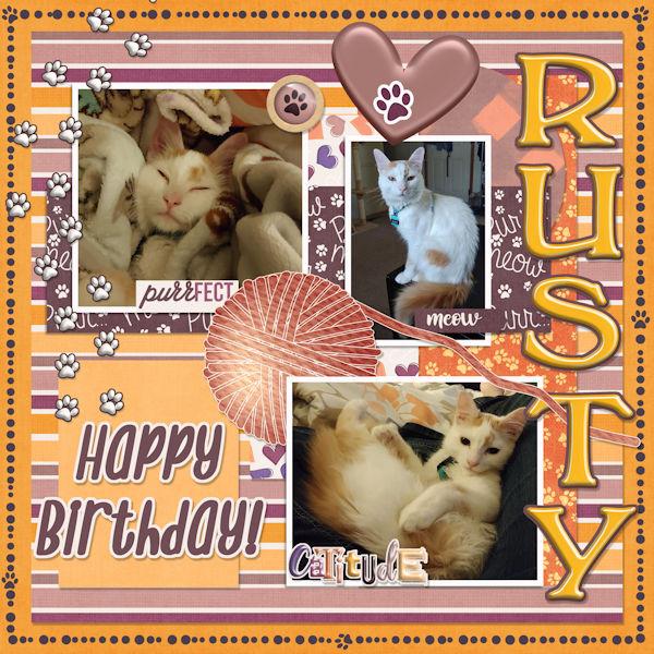 Happy Bday Rusty