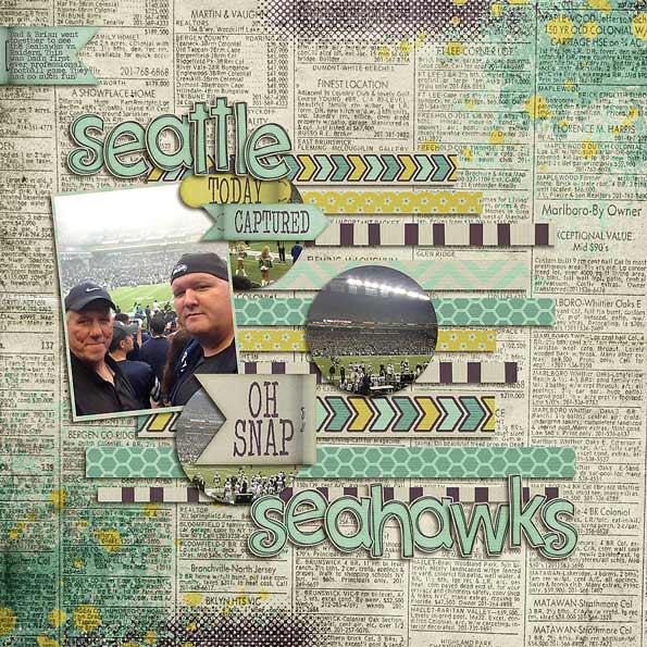 ~Seattle Seahawks~