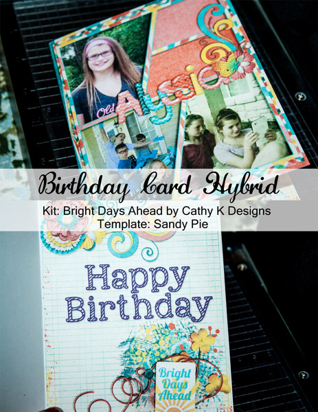 Card for Alyssia