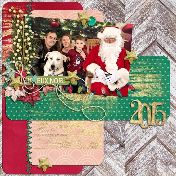 Sensitive santa 2015