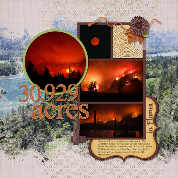 Acres in Flames