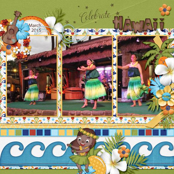 Celebrate Hawaii