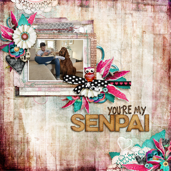You are my senpai