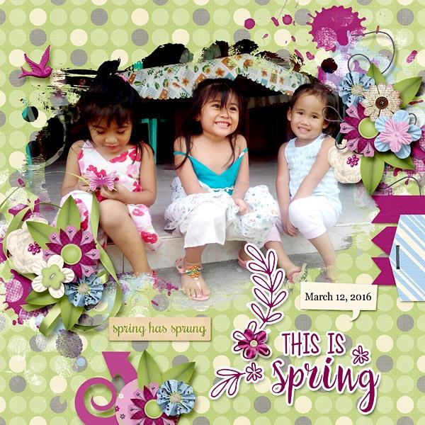Splendid Spring