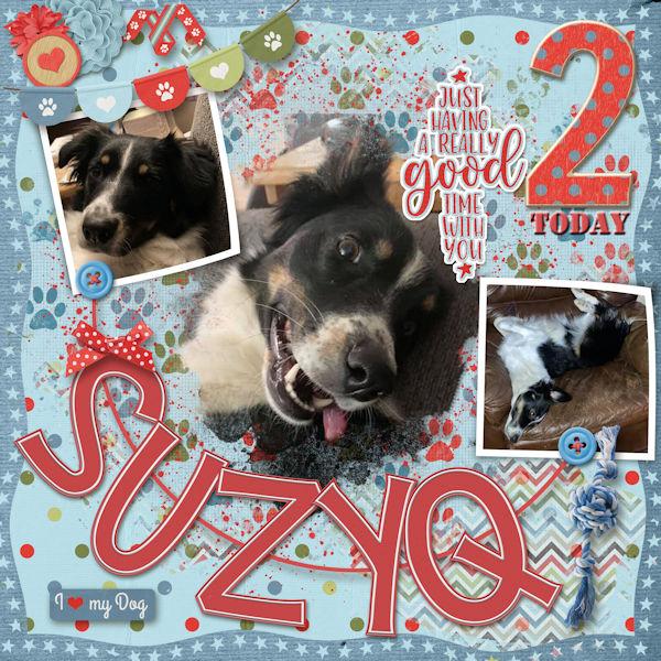 Happy Birthday SuzyQ!