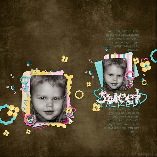 Sweet Talker