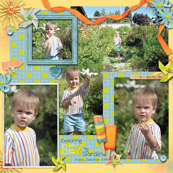 Bev' Garden