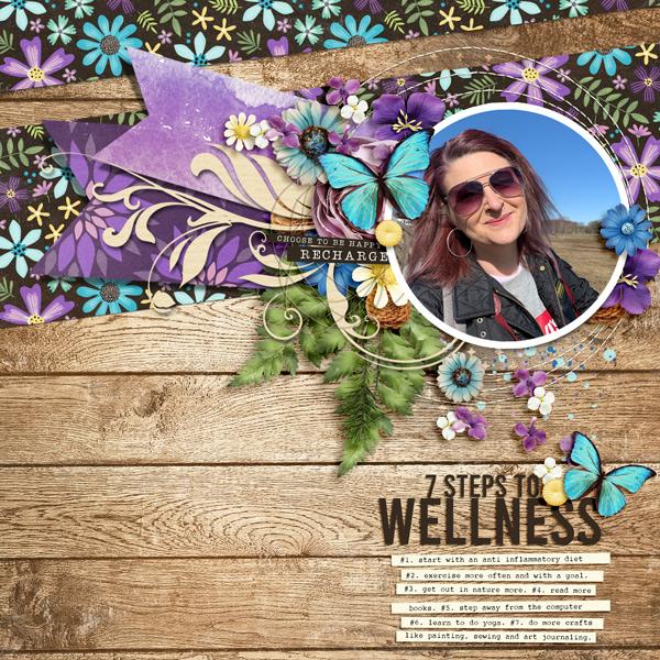 7 steps to wellness