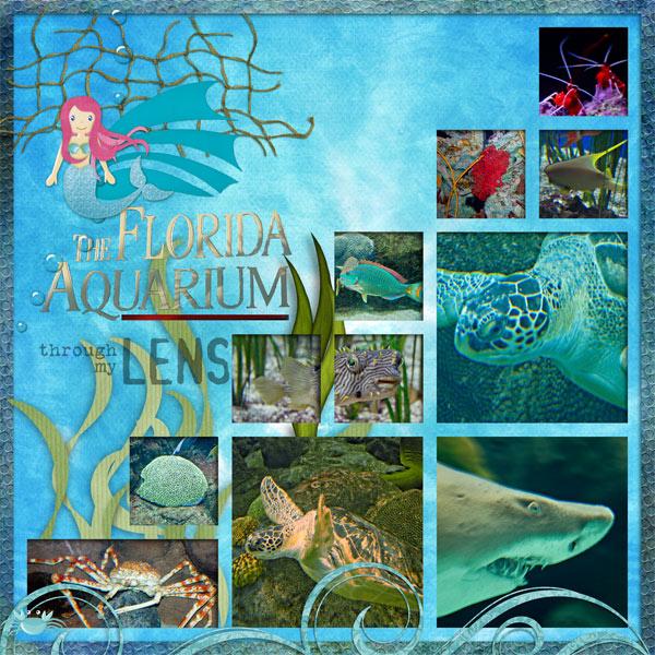 week 26- Under the Sea L