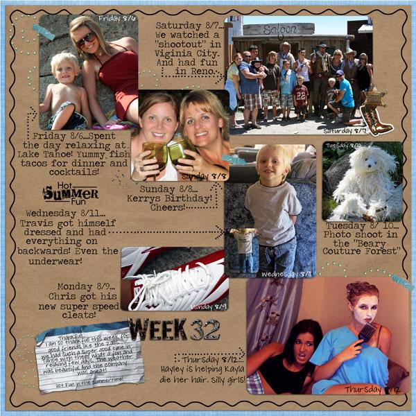 Week 32, 2010