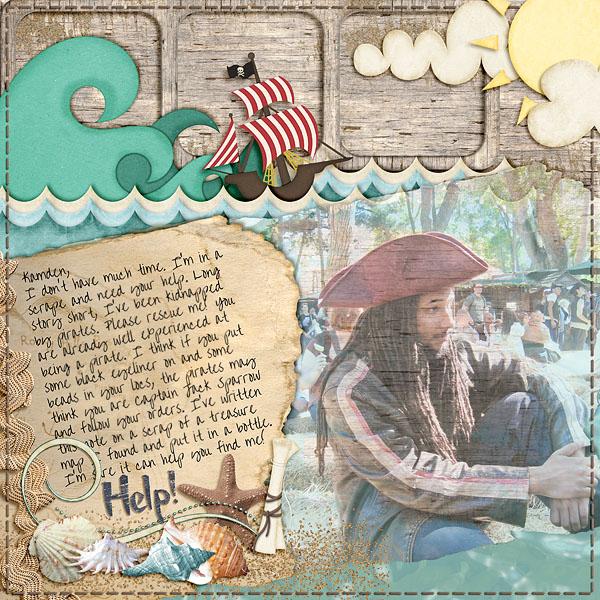 Lost at Sea Week 2 - Help
