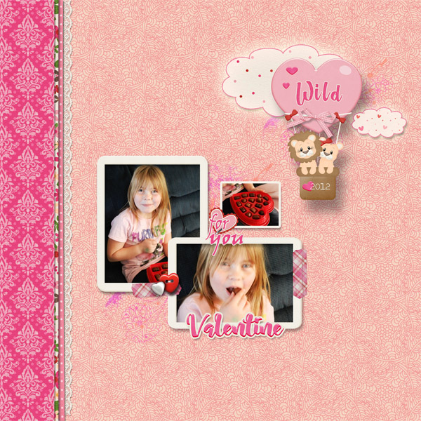 Wild for You Valentine