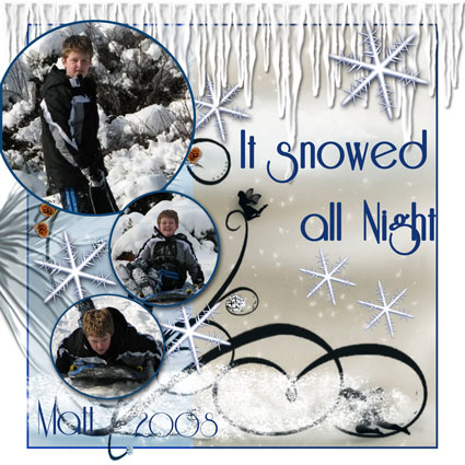 SSw/marie-snowed