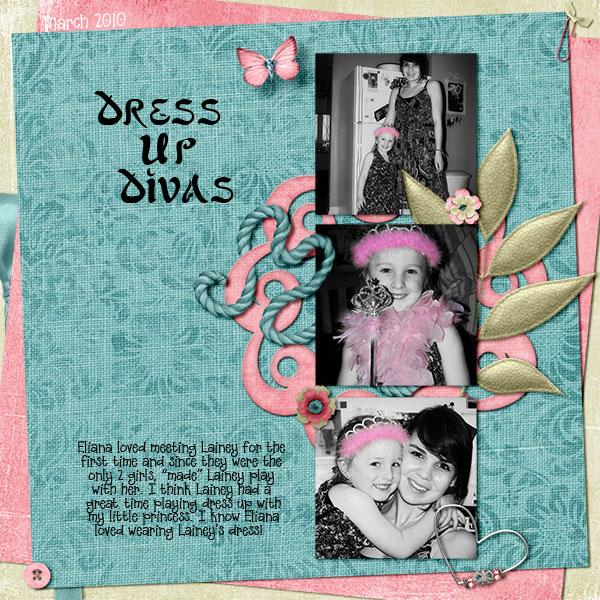 Dress Up Divas