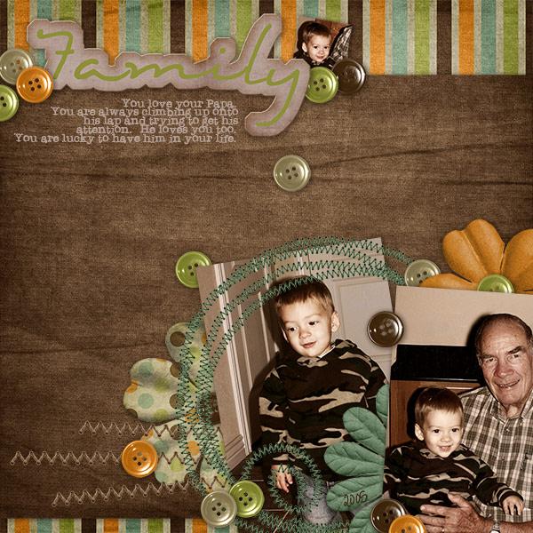 Papa and Cody