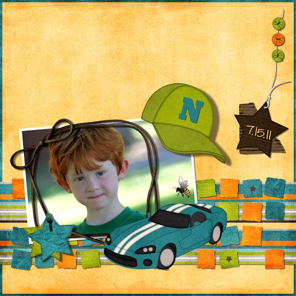 Nathan- July 2011
