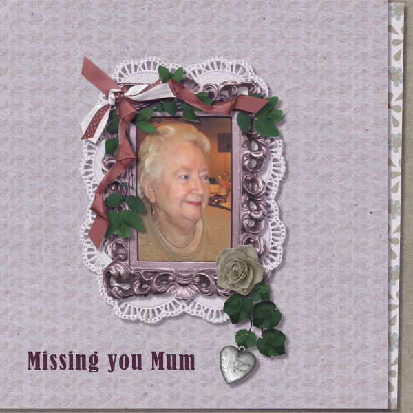 Missing You Mum