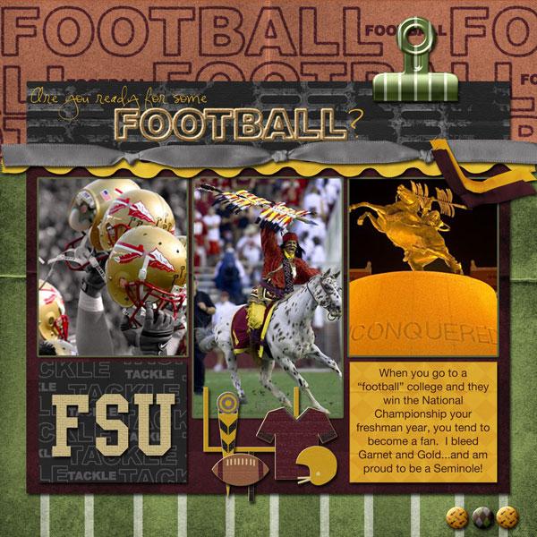 FSU Football!