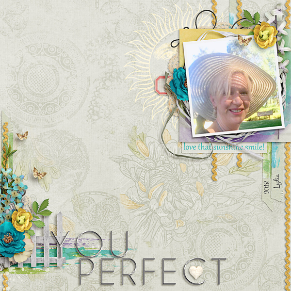Lydia - You Perfect