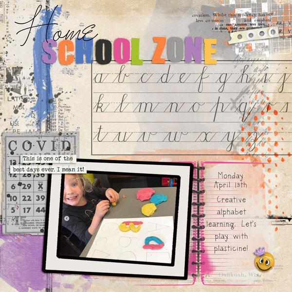 Home School Zone