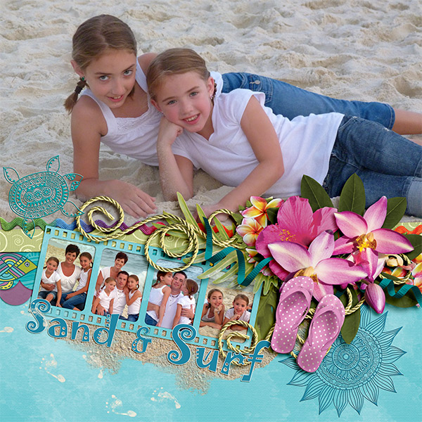 Sand and Surf