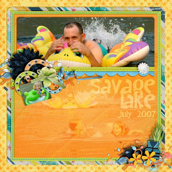 Savage Lake 2007