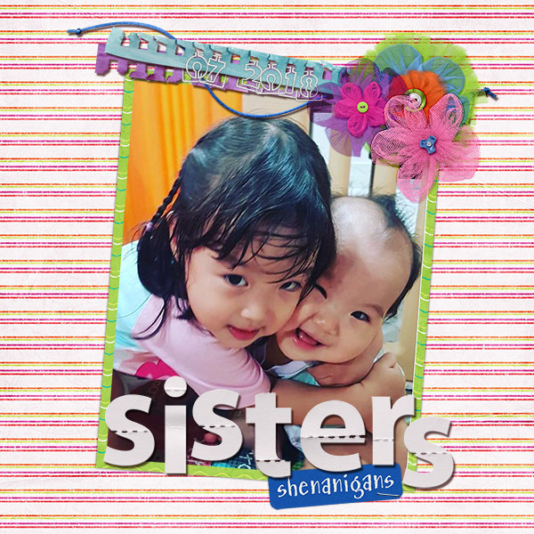 Sisters Shenanigans