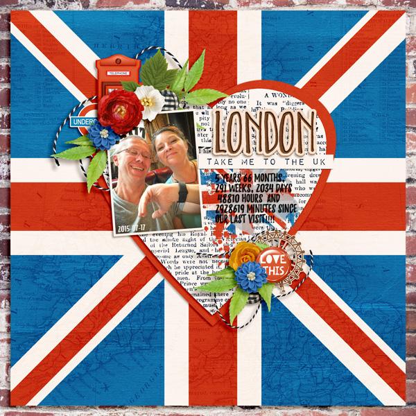 Take me to the UK
