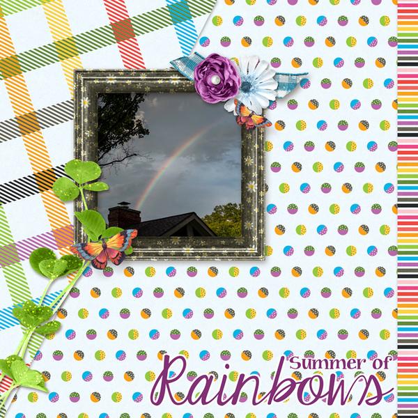 Summer of Rainbows