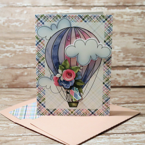 Dream cards with matching envie