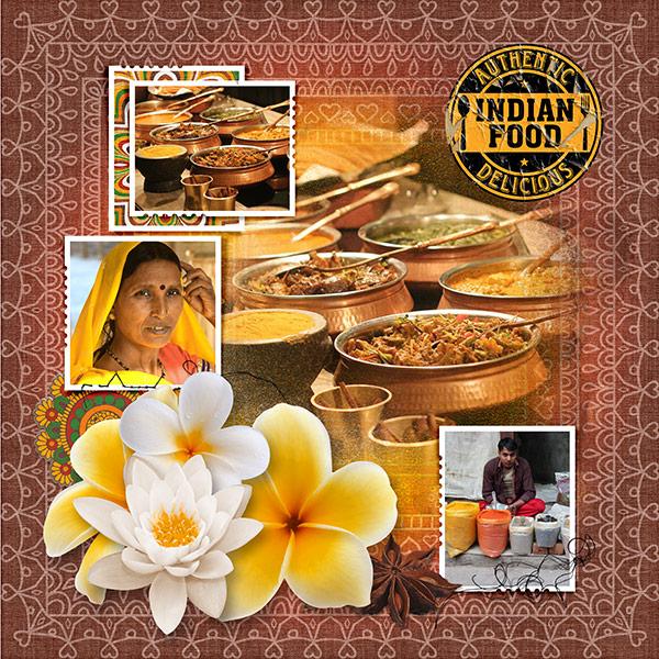 Let's Eat Indian