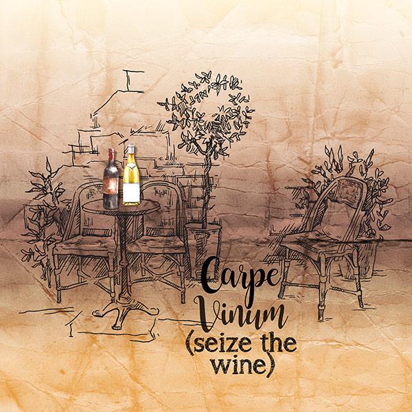 Seize The Wine