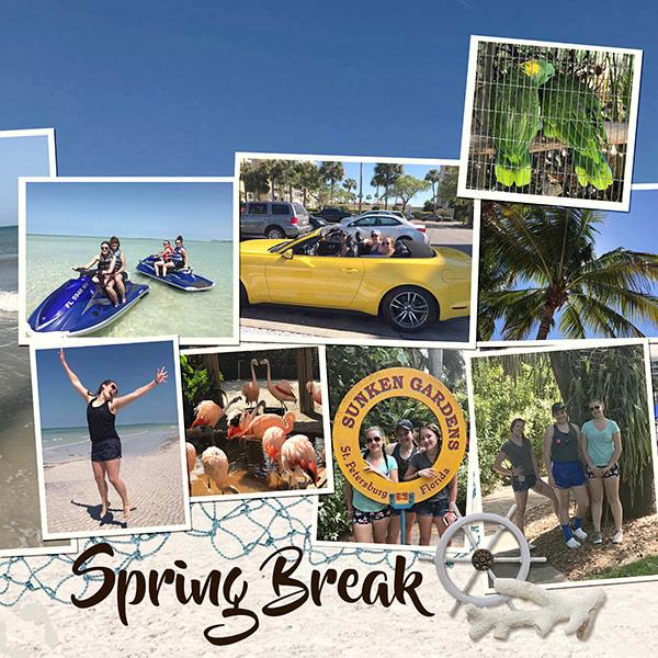 Spring Break Right