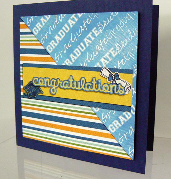 Congratulations - Graduation Card