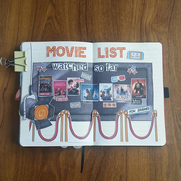 My Movie List