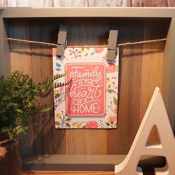 Family Home Decor