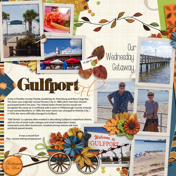 Gulfport-Wednesday Getaway