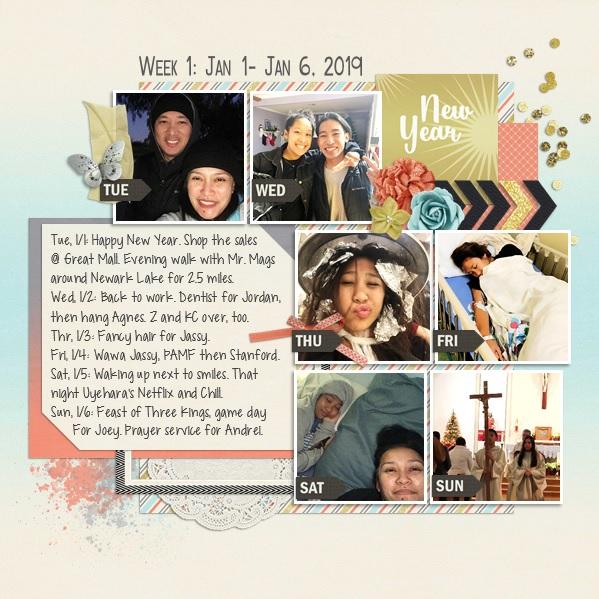 Jan P52 Week 1 Challenge