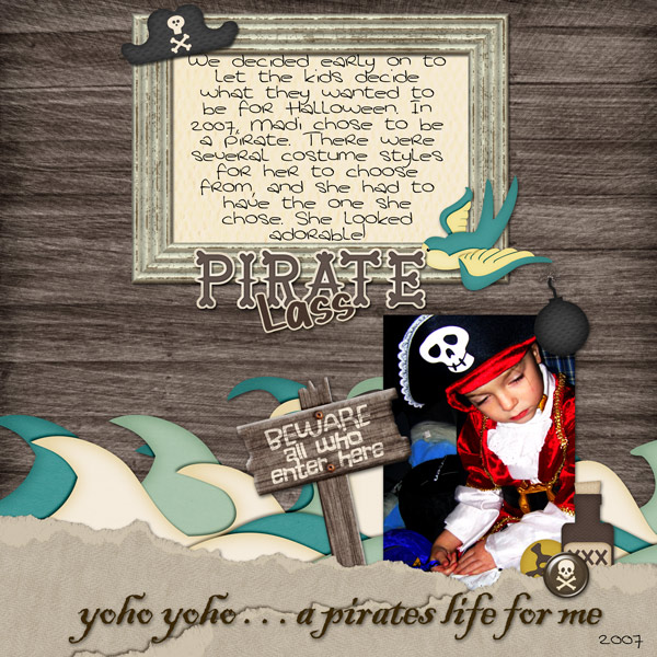 Pirate Lass