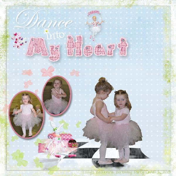 Ballerina Girls (OTS week 2)