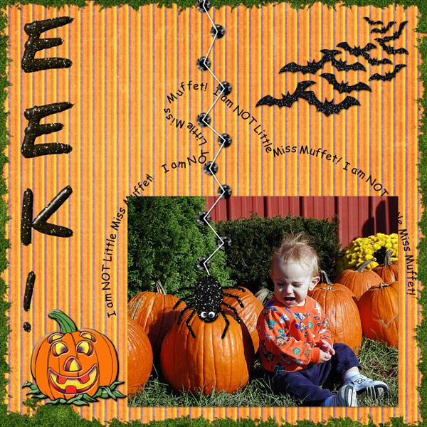 EEK! - OT week 2