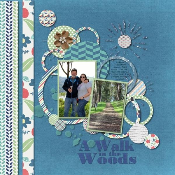 Digi Land: Week 5-A Walk in the Woods