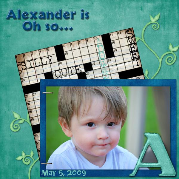 Alexander is....